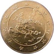 1 ½ Euro (Leclerc) – obverse
