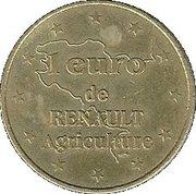 1 Euro (Renault) – reverse