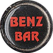 Shopping Cart Token - Benz Bar – obverse