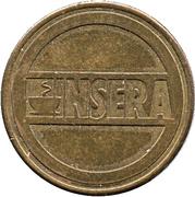 Token - Insera – obverse