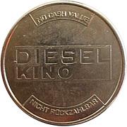 Token - Diesel Kino – obverse