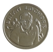 Token - 15 Great All Black Captains (Brian Lochore) – obverse
