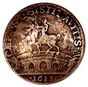 Jeton - Louis XIII (Chambre des comptes de Bretagne) – reverse