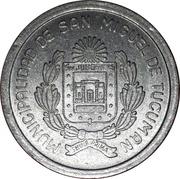 Transit Token - 3 Valor (Municipalidad de San Miguel de Tucuman) – obverse