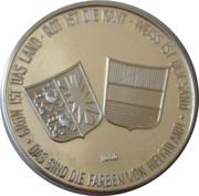 Medallion - Helgoland – obverse