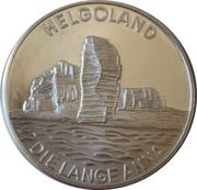 Medallion - Helgoland – reverse