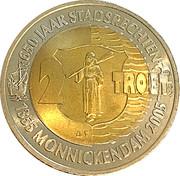 2 Troet - Monnickendam – reverse