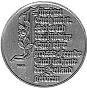 Token - Albrecht Dürer – reverse