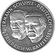 Token - Raiffeisen & Delitzsch – obverse