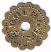 15 Centimes - 23° Régiment d'Infanterie - Bourg-en-Bresse (01) – reverse