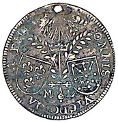 Counter Token - Louis XIII (Nuremberg) – reverse