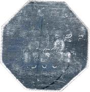 1 Pint - Roger A Reid Laitier (Châteauguay, Québec) – reverse