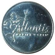 Token - Atlantis Marine World – obverse