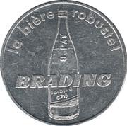 Token - Bière Brading (Montréal, Québec) – obverse