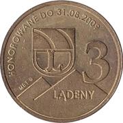 3 Ladeny - Sw.Jerzy (St.George) – reverse