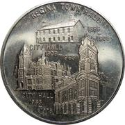 Token - Regina City Hall – obverse