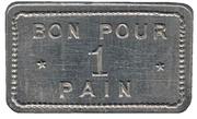 1 Pain - Maurice Gaumond, boulanger (St-Félicien, Québec) – reverse