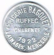 10 Centimes - Ruffec Charente – obverse