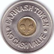 Car Wash Token - Lotus – obverse