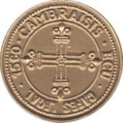 Token - Cafes Legal (Cambraisis Ecu 1560) – obverse