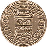 Token - Cafes Legal (Cambraisis Ecu 1560) – reverse