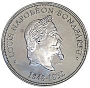 Token - Président de la République (Louis Napoléon Bonaparte) – obverse