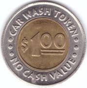 1 Dollar Car Wash Token - Jud – reverse
