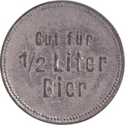 ½ Liter Bier - Norddeutscher Lloyd (Bremen) – reverse