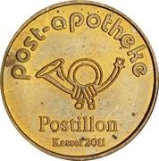 Postillon - Post Apotheke (Kassel) – obverse