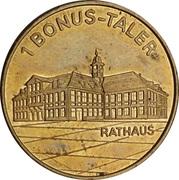 1 Bonus-Taler - Markt Apotheke & Vital Apotheke (Göppingen; Rathaus) – reverse