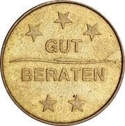 Pharmacy Token - Margareten Apotheke (Spremberg) – reverse
