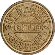 Engel Taler - Engel Apotheke (Soest) – reverse