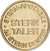 Stern Taler - Stern Apotheke – obverse