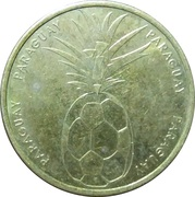 Token - 2006 FIFA World Cup (Paraguay) – obverse