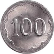 100 Pfennig (Spielgeld) – obverse