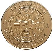 Millennium Medal Collection - Art Renaissance – reverse