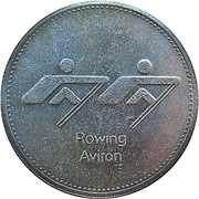 Token - Olympic Trust of Canada (Rowing) – obverse