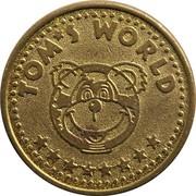 Token - Tom's World (Color Gold) – obverse