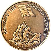 Token - Preserving American Freedom – obverse