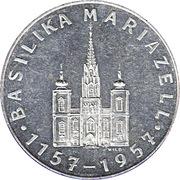 Token - Basilika Mariazell (Magna Mater Austriae) – reverse
