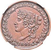Cent - May Tenth – obverse