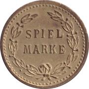 Spiel Marke (Stecken-Reiter) – reverse