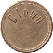 1 Penny - Clown – obverse