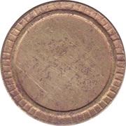 Token - 2 (circle radiating to edge) – reverse