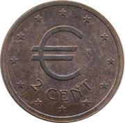 2 Euro Cent (Churriana) – obverse