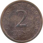 2 Euro Cent (Churriana) – reverse