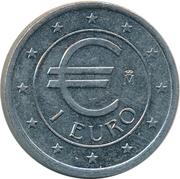 1 Euro (Churriana) – obverse