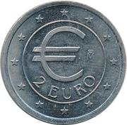 2 Euro (Churriana) – obverse