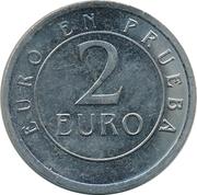 2 Euro (Churriana) – reverse