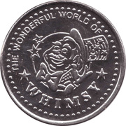 Game Token - Whimsy – obverse